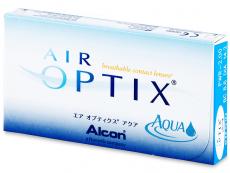 Air Optix Aqua (3lenzen)