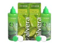 alensa.be - Contactlenzen - Alvera Lenzenvloeistof 2 x 350 ml
