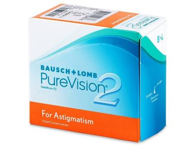 PureVision 2 for Astigmatism (6lenzen)