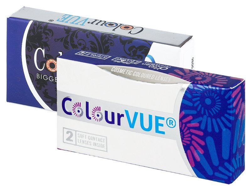 ColourVUE 3 Tones - met sterkte (2 lenzen)