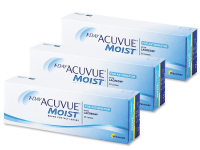 alensa.be - Contactlenzen - 1 Day Acuvue Moist for Astigmatism