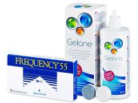 alensa.be - Contactlenzen - Frequency 55 (6lenzen)