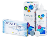 Acuvue Oasys for Astigmatism (6 lenzen) + Gelone 360 ml