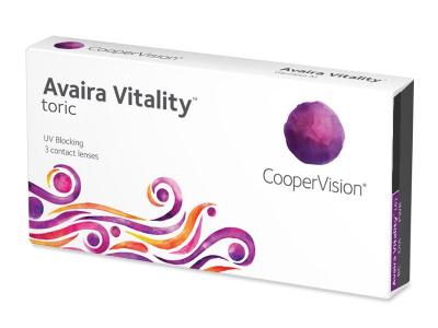 Avaira Vitality Toric (3 lenzen)