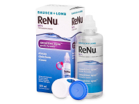 alensa.be - Contactlenzen - ReNu MPS Sensitive Eyes Lenzenvloeistof 120 ml