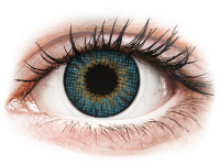 alensa.be - Contactlenzen - Blauwe contactlenzen - met sterkte - Air Optix Colors