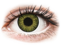 alensa.be - Contactlenzen - Groene Gemstone Green contactlenzen - met sterkte - Air Optix Colors