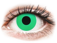 alensa.be - Contactlenzen - Groene Emerald (Green) contactlenzen - ColourVue Crazy