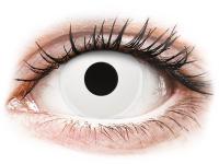 alensa.be - Contactlenzen - Witte WhiteOut contactlezen - met sterkte - ColourVue Crazy