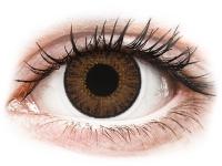 alensa.be - Contactlenzen - Bruine contactlenzen - met sterkte - TopVue Color