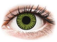 alensa.be - Contactlenzen - Groene Fresh Green contactlenzen - met sterkte - TopVue Color