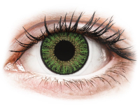 alensa.be - Contactlenzen - Groene contactlenzen - met sterkte - TopVue Color