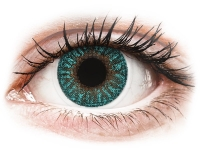 alensa.be - Contactlenzen - TopVue Color - Turquoise - met sterkte