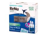 alensa.be - Contactlenzen - ReNu Multiplus flight pack 2 x 60 ml