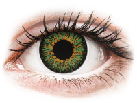 alensa.be - Contactlenzen - Groene contactlenzen -  ColourVUE Glamour