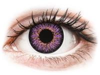 alensa.be - Contactlenzen - Paars Violette contactlenzen - ColourVUE Glamour