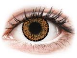 alensa.be - Contactlenzen - Bruine contactlenzen -  ColourVUE Elegance