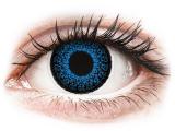 alensa.be - Contactlenzen - Blauwe Aqua contactlenzen - ColourVUE Eyelush