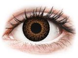 alensa.be - Contactlenzen - Bruine contactlenzen - ColourVUE Eyelush
