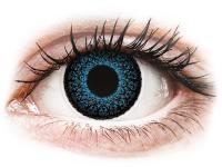 alensa.be - Contactlenzen - Blauwe contactlenzen - met sterkte - ColourVUE Eyelush