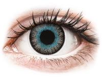 alensa.be - Contactlenzen - Blauw en Grijze contactlenzen - met sterkte - ColourVUE Fusion