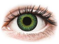 alensa.be - Contactlenzen - Groen en Gele contactlenzen - ColourVUE Fusion