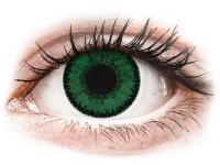 alensa.be - Contactlenzen - SofLens Natural Colors Emerald - zonder sterkte