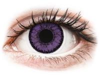 alensa.be - Contactlenzen - SofLens Natural Colors Indigo - zonder sterkte