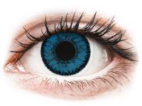 alensa.be - Contactlenzen - SofLens Natural Colors Topaz - met sterkte