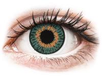 alensa.be - Contactlenzen - Expressions Colors Aqua - met sterkte