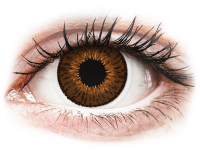alensa.be - Contactlenzen - Expressions Colors Brown - zonder sterkte