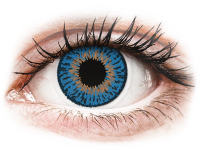 alensa.be - Contactlenzen - Expressions Colors Dark Blue - zonder sterkte