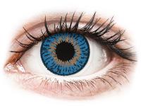 alensa.be - Contactlenzen - Expressions Colors Dark Blue - met sterkte