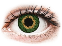 alensa.be - Contactlenzen - Expressions Colors Green - zonder sterkte