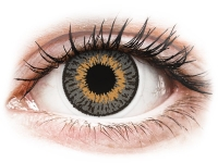 alensa.be - Contactlenzen - Expressions Colors Grey - zonder sterkte