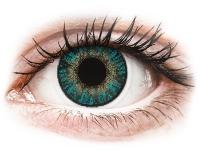 alensa.be - Contactlenzen - FreshLook ColorBlends Turquoise - met sterkte