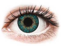 alensa.be - Contactlenzen - FreshLook ColorBlends Turquoise - zonder sterkte