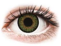 alensa.be - Contactlenzen - FreshLook One Day Color Green - zonder sterkte