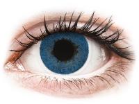 alensa.be - Contactlenzen - FreshLook Dimensions Pacific Blue - zonder sterkte