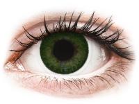 alensa.be - Contactlenzen - FreshLook Dimensions Sea Green - zonder sterkte
