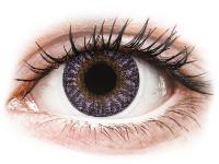 alensa.be - Contactlenzen - TopVue Color - Violet - zonder sterkte