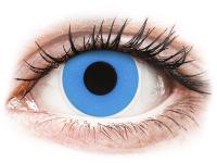 alensa.be - Contactlenzen - ColourVUE Crazy Lens - Sky Blue - zonder sterkte