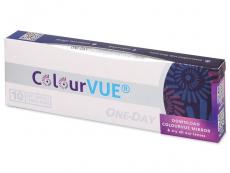 ColourVue One Day TruBlends Hazel - met sterkte (10lenzen)