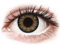 alensa.be - Contactlenzen - ColourVue One Day TruBlends Green - met sterkte