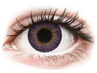 alensa.be - Contactlenzen - Air Optix Colors - Amethyst - met sterkte