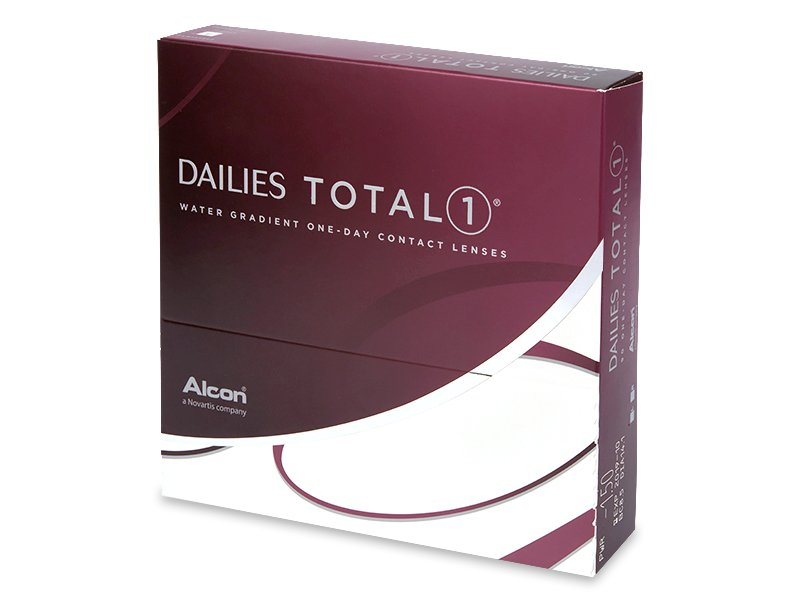 Dailies TOTAL1 (90 lenzen)