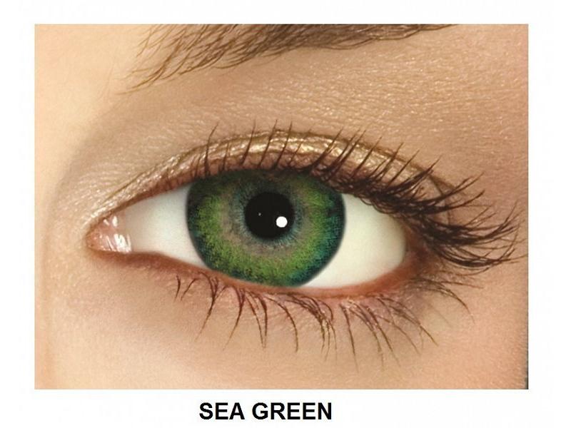 Sea Green (Zeegroen)