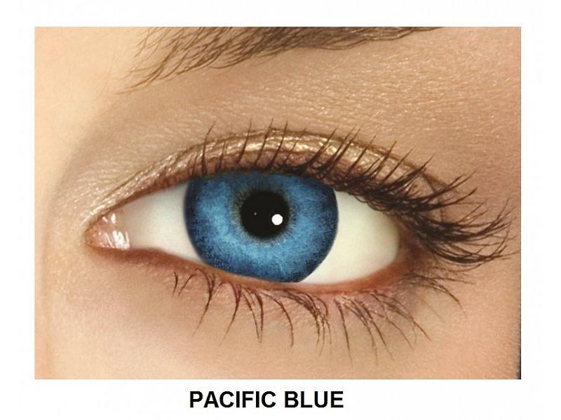 Pacific Blue (Helder Blauw)