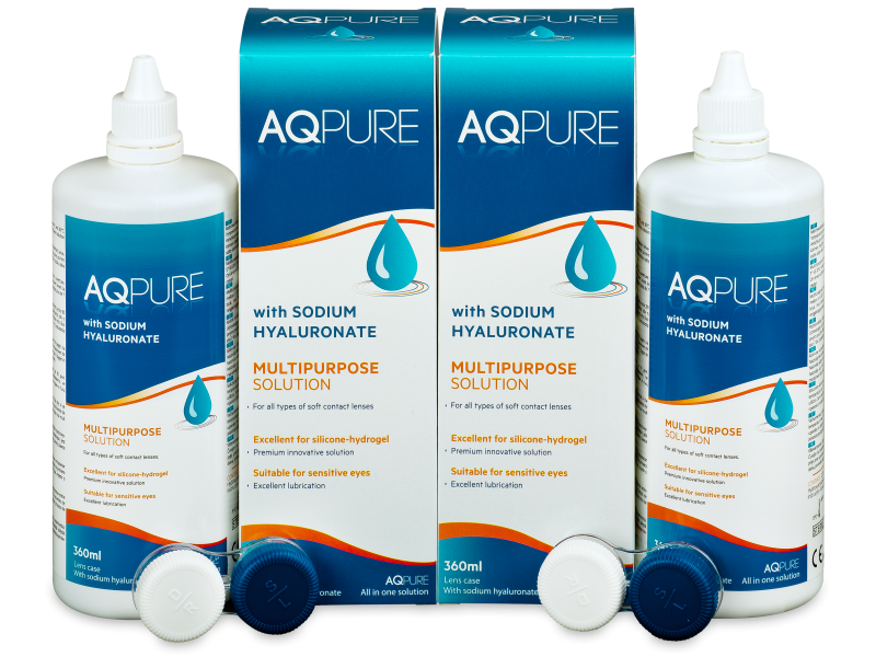 AQ Pure 2 x 360 ml