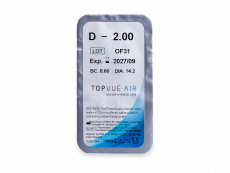 TopVue Air (6 lenzen)